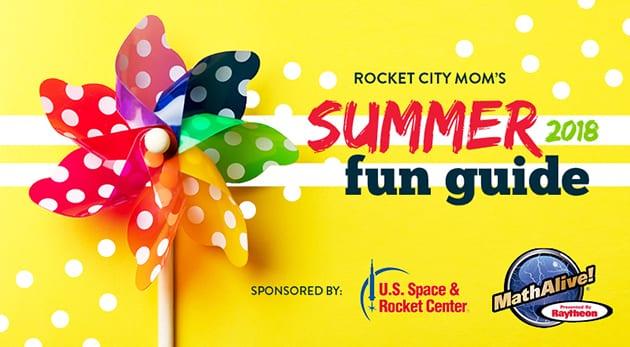 Summer Activities for Families in Huntsville