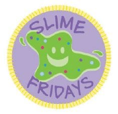 Michaels Camp Creativity: Slime Fridays