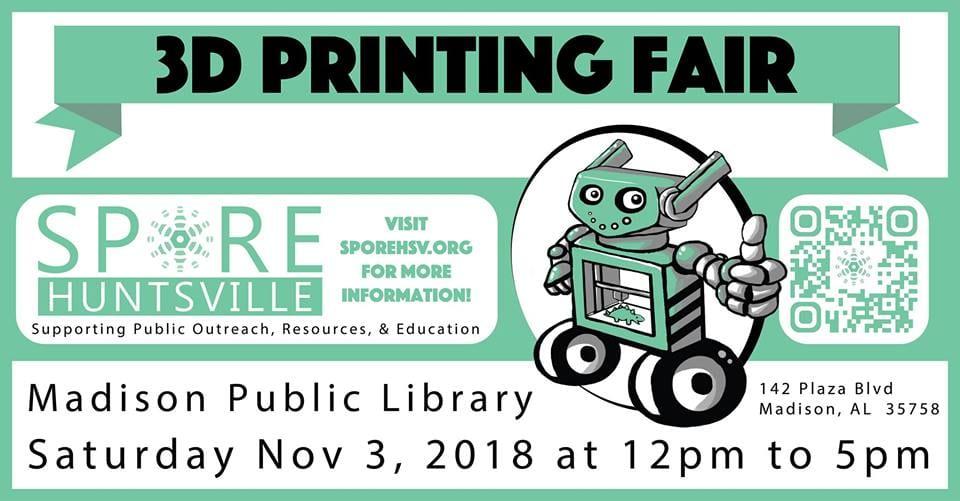 3D Printing Fair