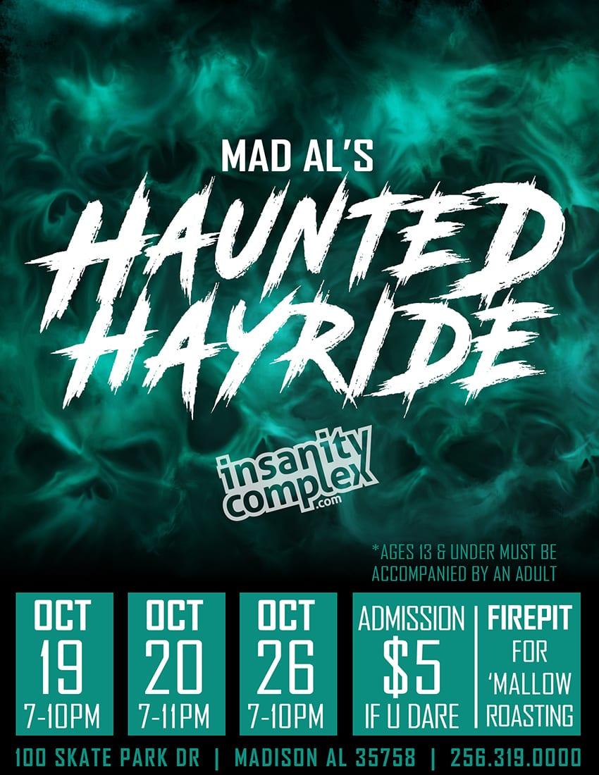 Mad Al's Haunted Hay Ride