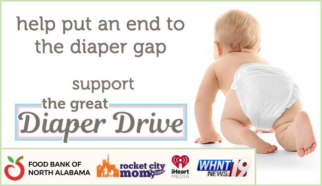 Great Diaper Drive 2018