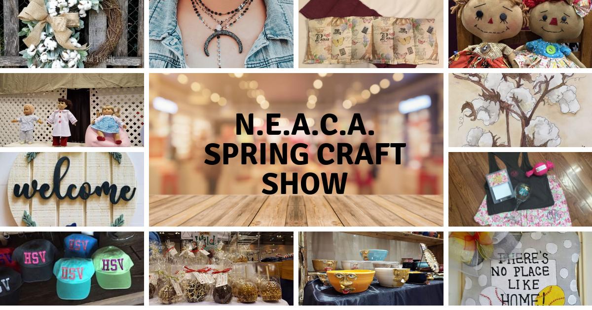 Spring NEACA Craft Show 2019
