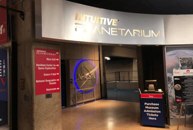 Intuitive Planetarium Huntsville