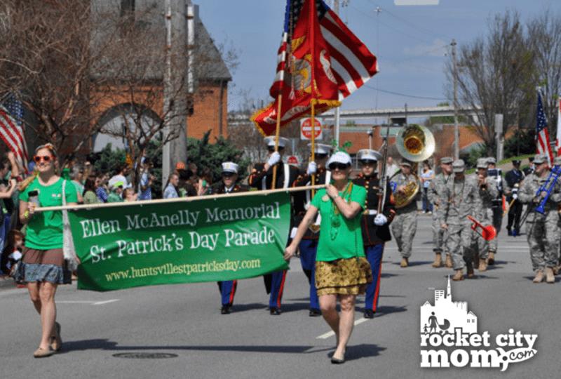 Huntsville Weekend Roundup March 15-17