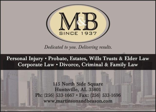 martinson & Beason law firm