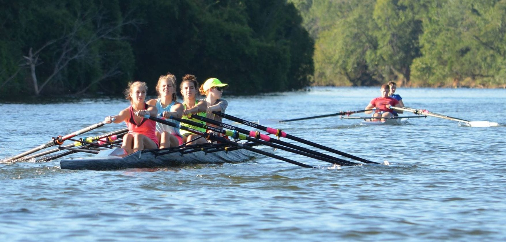 National Learn to Row Day – Hosted by Rocket City Rowing