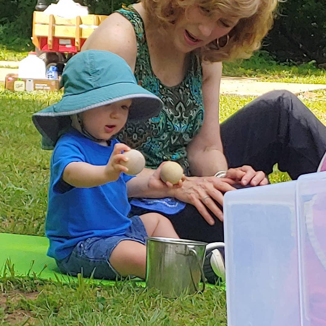 Tinkergarten Babies Trial Class