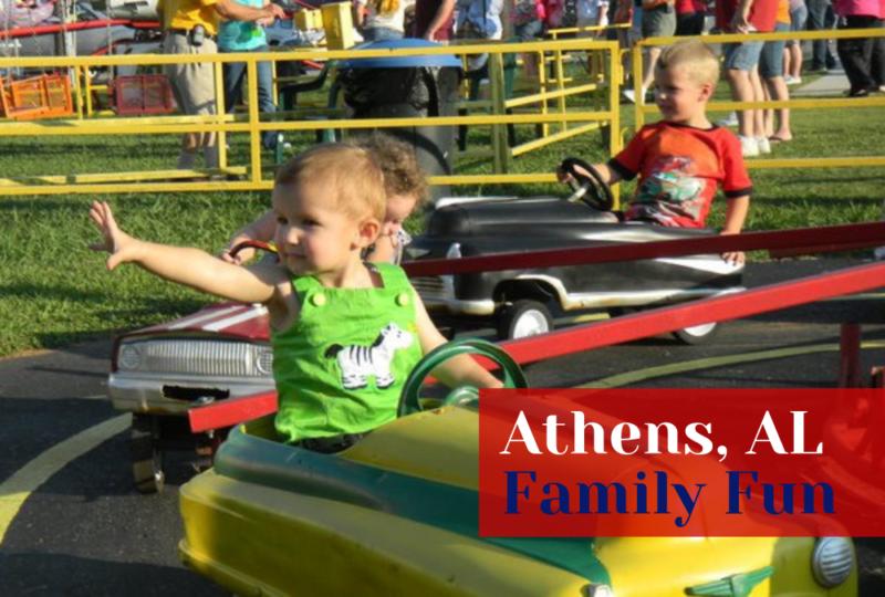 Athens Family Fun in June