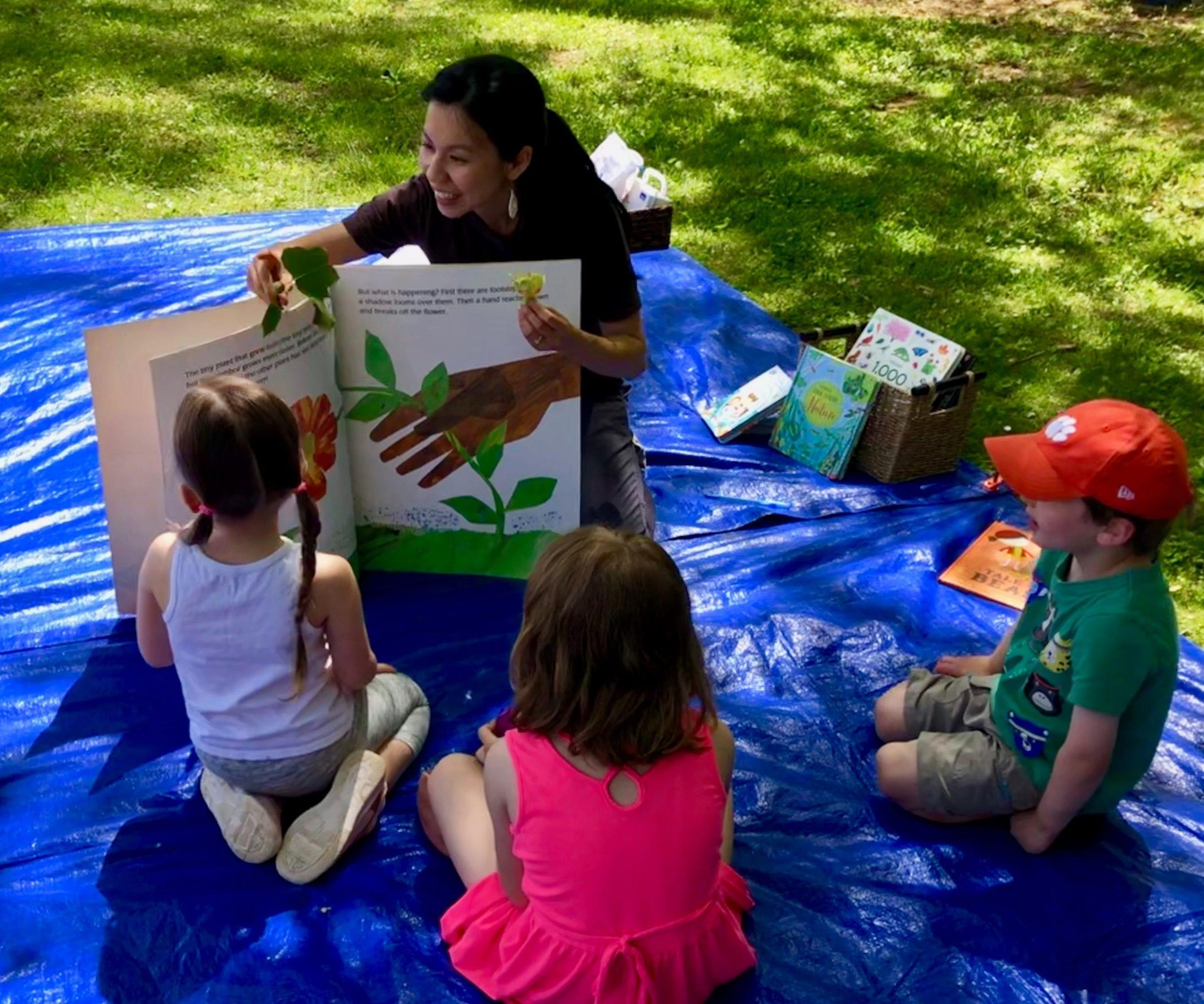 Free Tinkergarten Outdoor Class