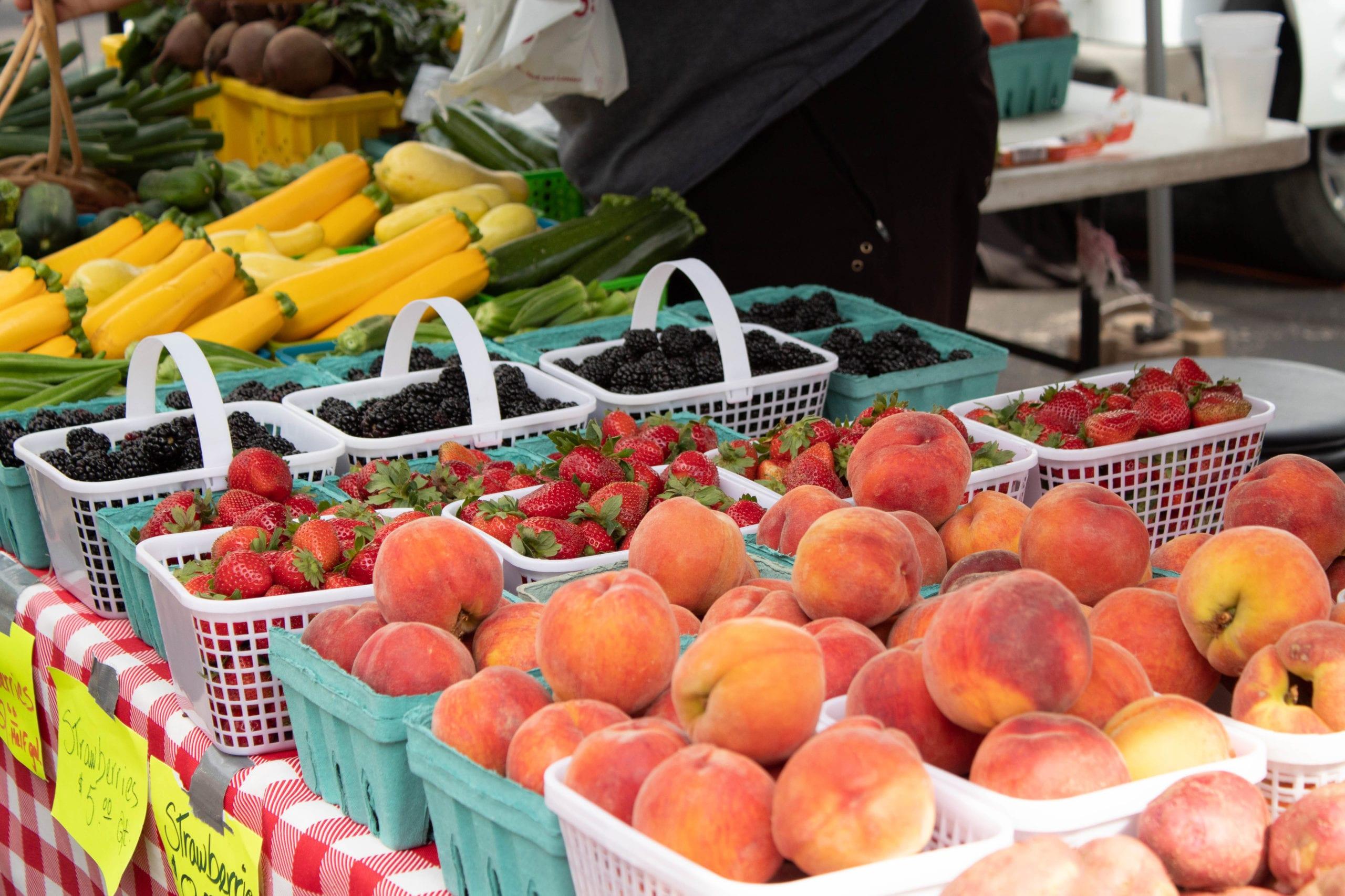 Latham UMC Farmers Market