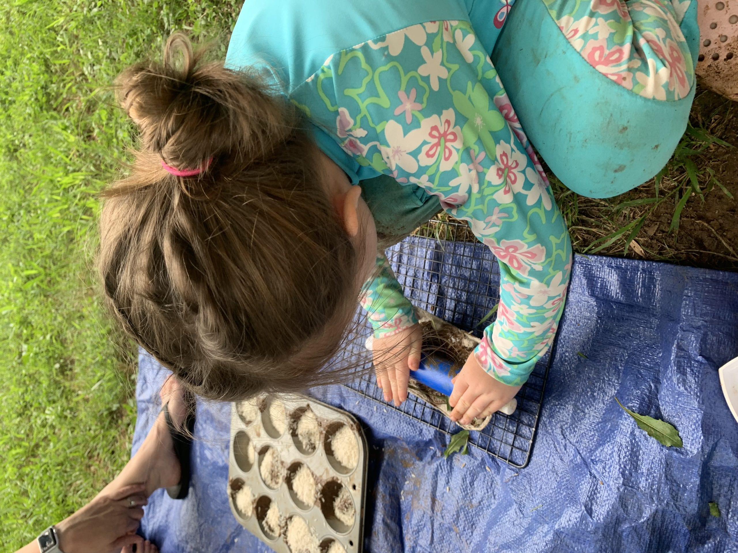 Tinkergarten Outdoor Class