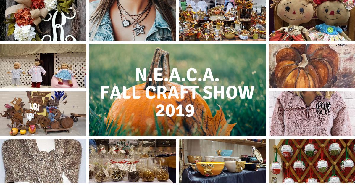 Fall NEACA Craft Show 2019