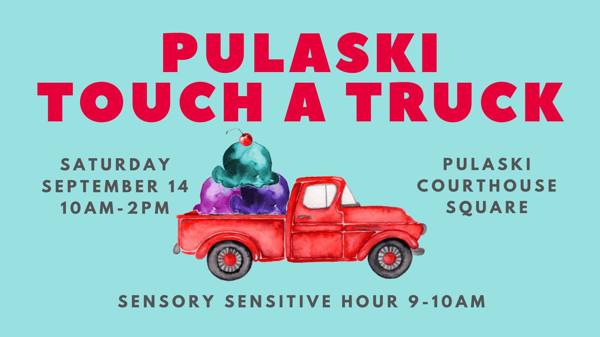 Pulaski Touch A Truck