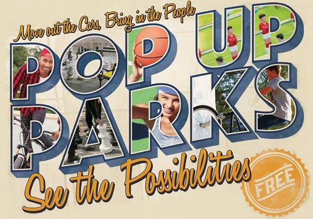 pop up parks