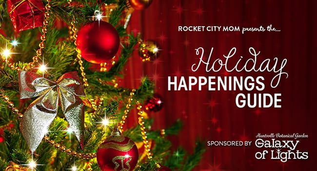 Holiday Events in Huntsville and North AL 2019