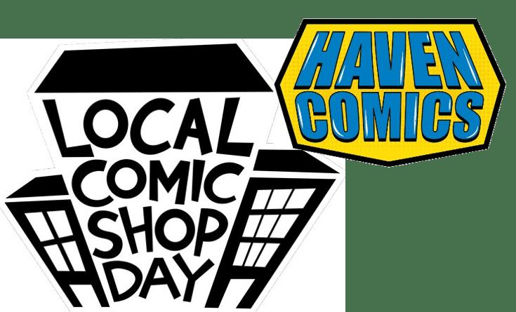 Local Comic Shop Day at Haven Comics
