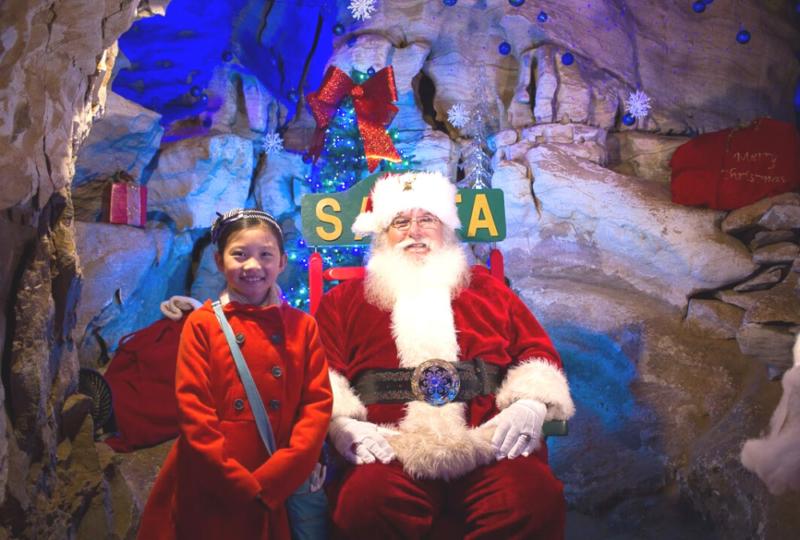 Parent Review: Santa's Underground Workshop at Rickwood Caverns