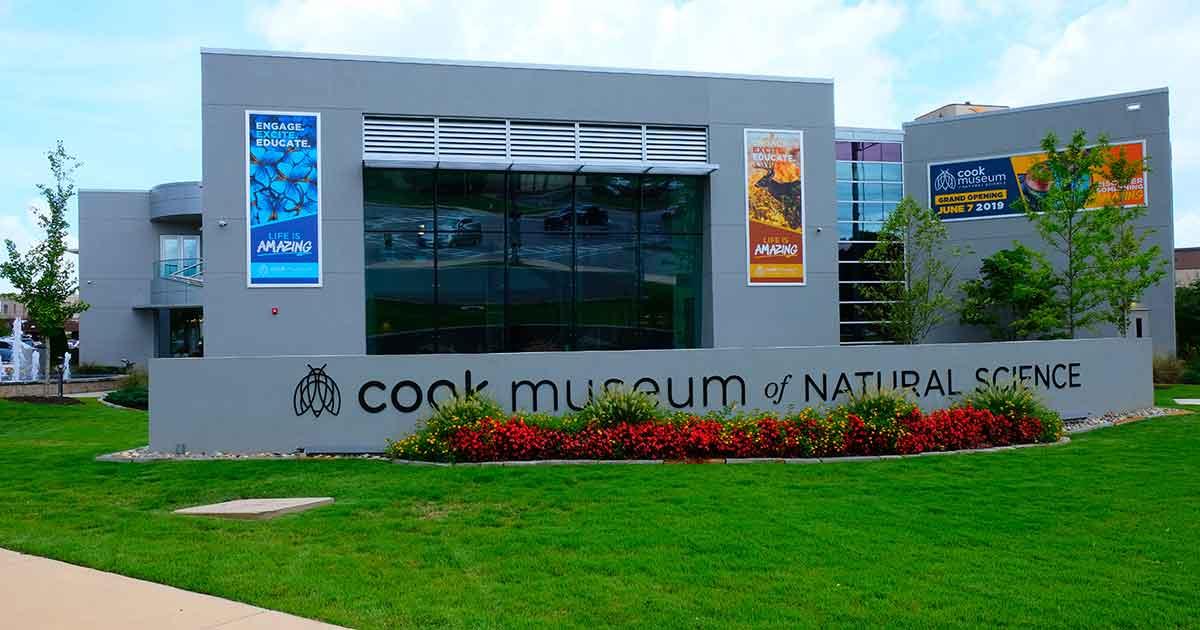 Cook Museum of Decatur, AL